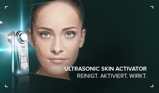 Ultrasonic Skin Activator