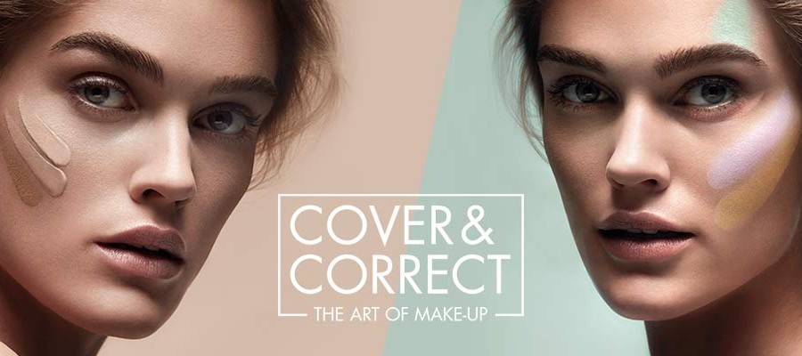 Cover and correct